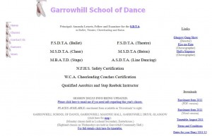 Garrowhill School of Dance